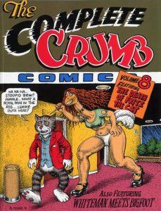 The Complete Crumb Comics #8 (1992)