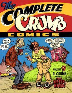 The Complete Crumb Comics #9 (1992)