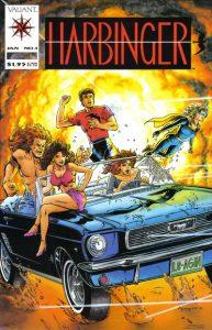 Harbinger #1 (1992)