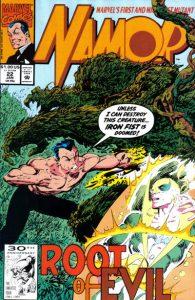Namor, the Sub-Mariner #22 (1992)