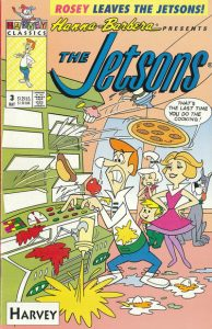 The Jetsons #3 (1992)