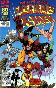 Marvel Super-Heroes #8 (1992)