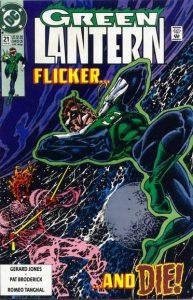Green Lantern #21 (1992)