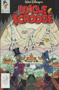 Walt Disney's Uncle Scrooge #262 (1992)