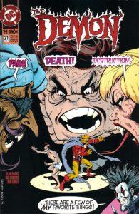 The Demon #21 (1992)