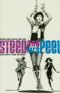 Steed and Mrs. Peel #3 (1992)