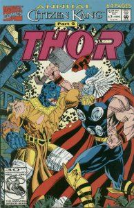 Thor Annual #17 (1992)
