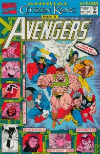Avengers Annual #21 (1992)