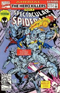 The Spectacular Spider-Man Annual #12 (1992)