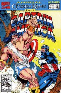 Captain America Annual #11 (1992)
