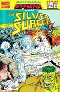 Silver Surfer Annual #5 (1992)