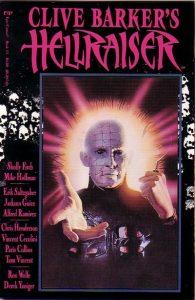 Clive Barker's Hellraiser #11 (1992)