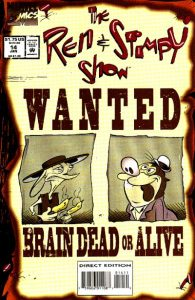 The Ren & Stimpy Show #14 (1992)