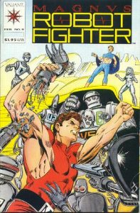 Magnus Robot Fighter #9 (1992)
