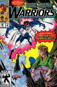 The New Warriors #20 (1992)