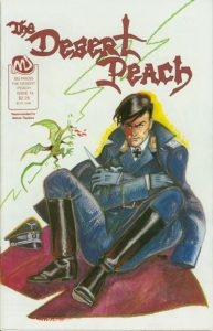 The Desert Peach #15 (1992)