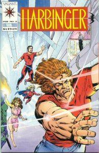 Harbinger #2 (1992)
