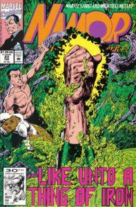 Namor, the Sub-Mariner #23 (1992)