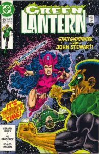 Green Lantern #23 (1992)