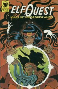 ElfQuest: Kings of the Broken Wheel #9 (1992)