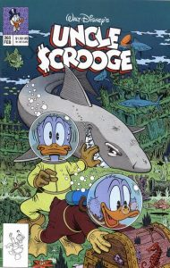 Walt Disney's Uncle Scrooge #263 (1992)