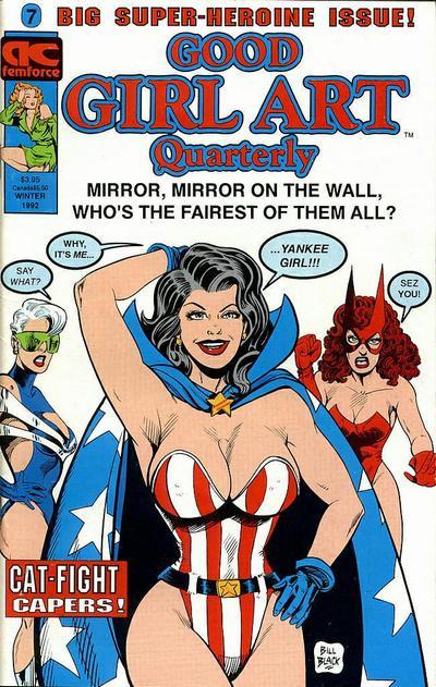Good Girl Art Quarterly #7 (1992)