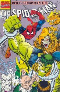 Spider-Man #19 (1992)