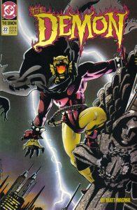 The Demon #22 (1992)