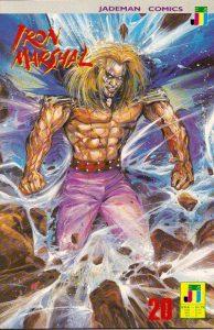Iron Marshal #20 (1992)