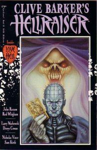 Clive Barker's Hellraiser #12 (1992)