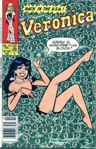 Veronica #19 (1992)