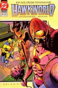 Hawkworld #22 (1992)