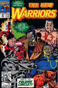 The New Warriors #21 (1992)