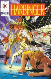 Harbinger #3 (1992)