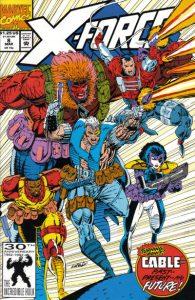 X-Force #8 (1992)