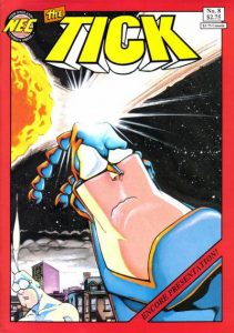 The Tick #8 [later printings] (1992)