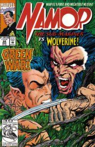 Namor, the Sub-Mariner #24 (1992)
