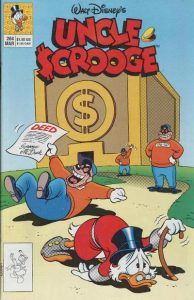 Walt Disney's Uncle Scrooge #264 (1992)