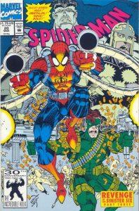 Spider-Man #20 (1992)