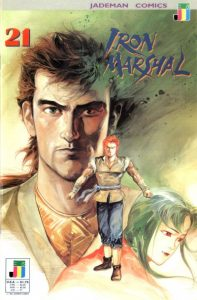 Iron Marshal #21 (1992)