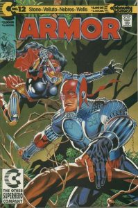 Armor #12 (1992)