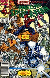 The Amazing Spider-Man #360 (1992)