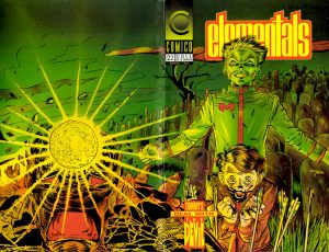 Elementals #22 (1992)