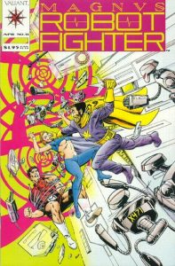 Magnus Robot Fighter #11 (1992)