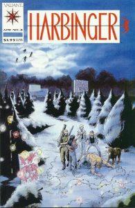 Harbinger #4 (1992)