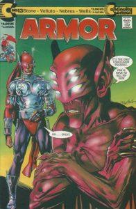 Armor #13 (1992)