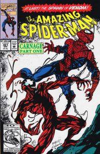 Amazing Spider-Man #361 (1992)