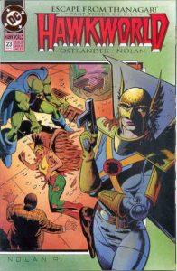 Hawkworld #23 (1992)
