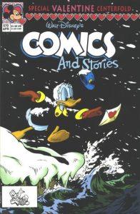 Walt Disney's Comics and Stories #570 (1992)