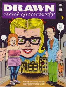 Drawn & Quarterly #8 (1992)